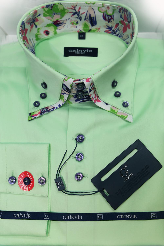 a3df140379839ea Мужские рубашки с двойным воротником от Grinvir